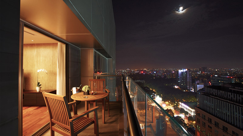 InterContinental Residences Saigon