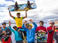 Kitesurf Championships: A lot of travel and hard work