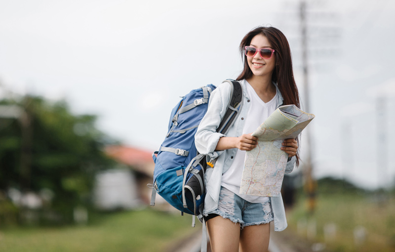 korean traveller
