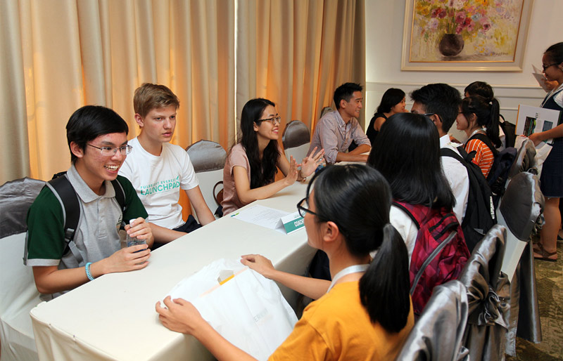 Learning English in Vietnam