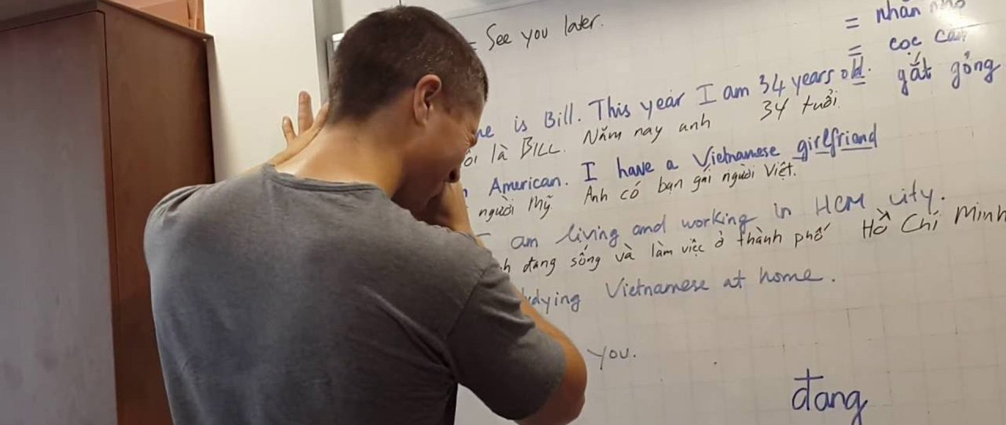 Mission impossible? Learning Vietnamese as a foreigner in Saigon