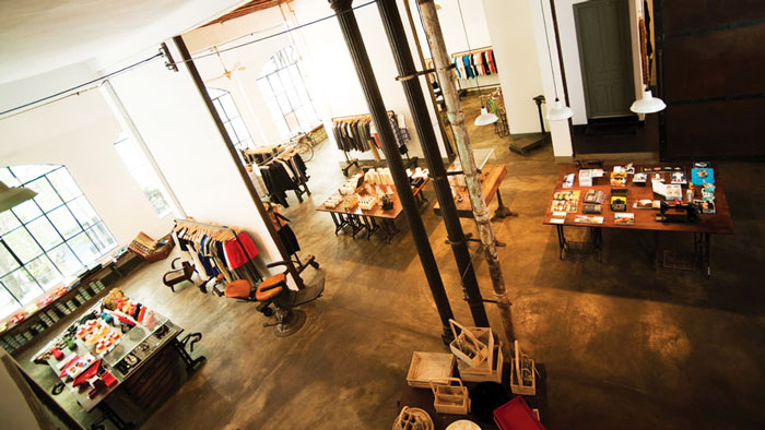 L'Usine Best Shopping Experiences HCMC - Vietnam