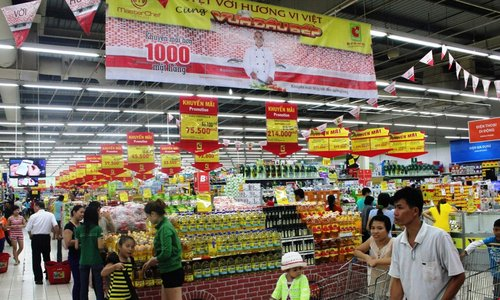 Big C Supermarket Da Nang