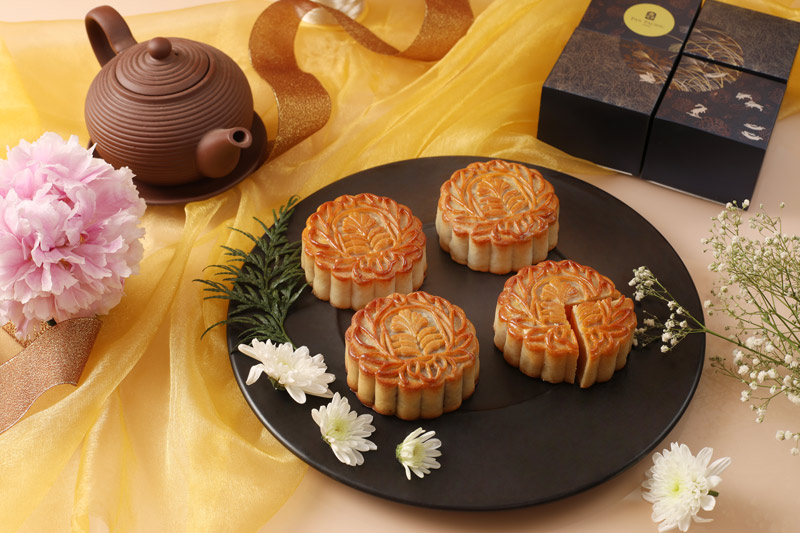 Mooncake at Pan Pacific Hanoi