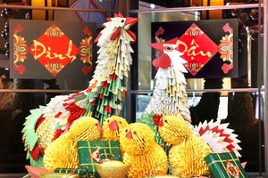 New World Saigon Celebrates Tet in Style