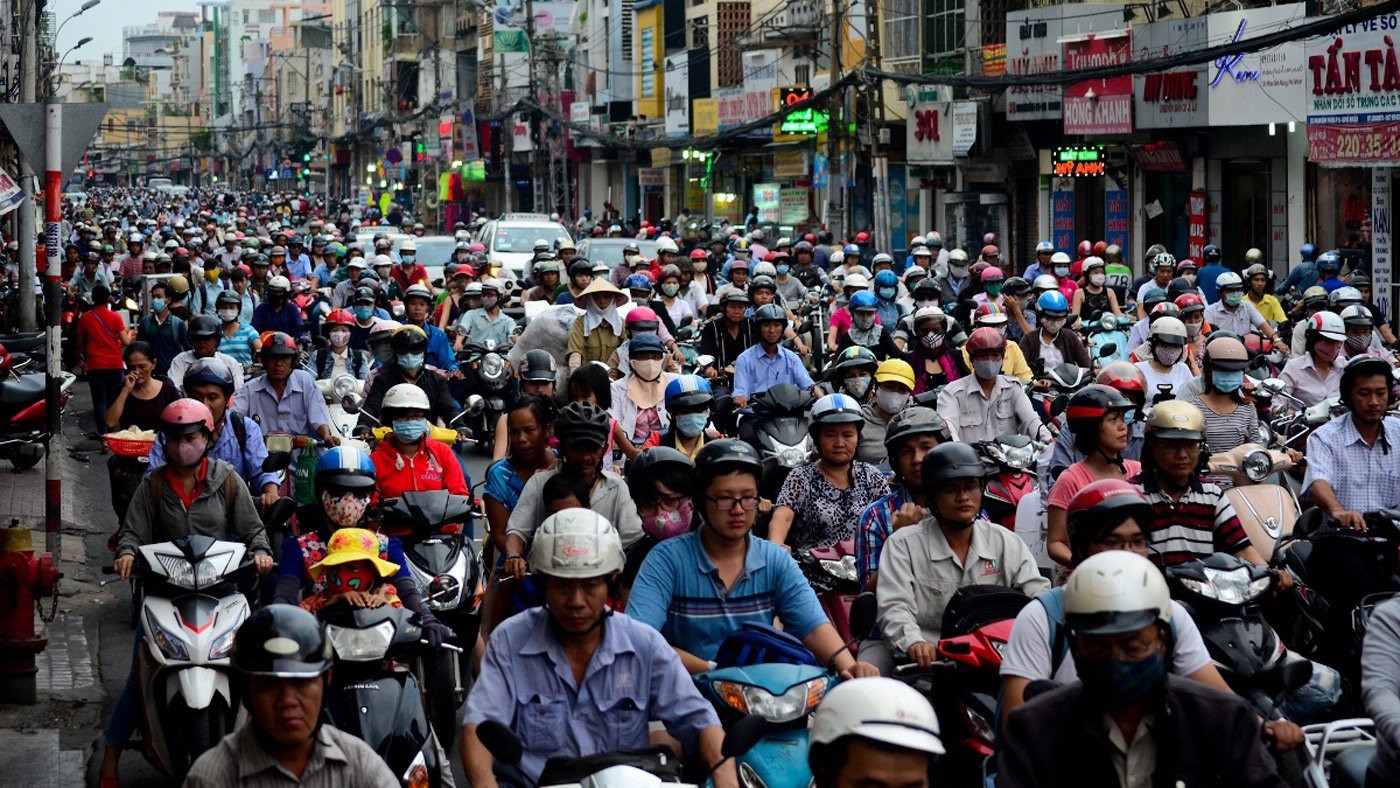 Pollution, Water and Disease in Saigon: What You Should Know