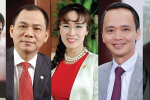 Vietnam's Richest Business people