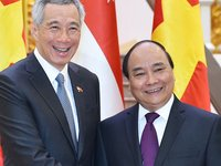 Singapore-Vietnam Factsheet: The Lion Meets the Dragon