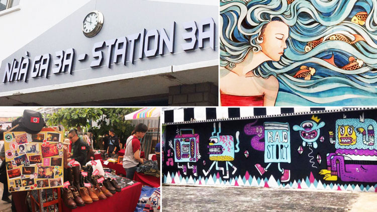 Station 3A Ideal Shopping Place HCMC