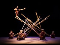 Vietnam Meets Cirque de Soleil: Behind the Scenes at Teh Dar