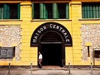 The Museum of Hoa Lo Prison in Hanoi