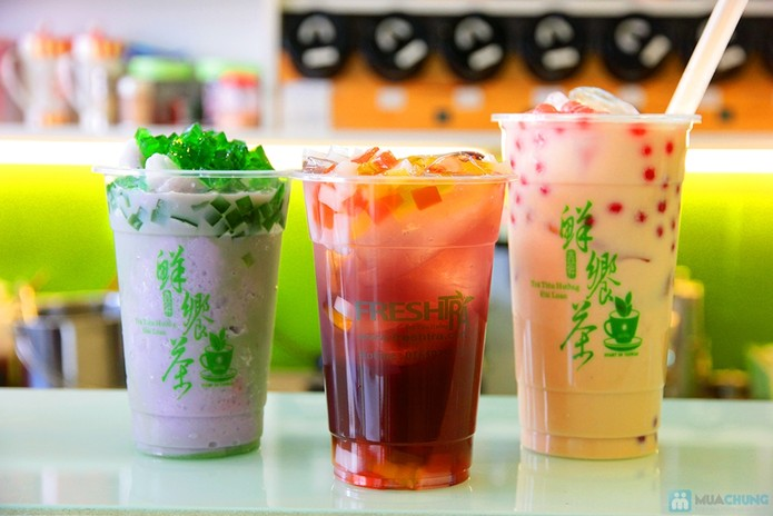 Tien Huong - Top four bubble tea shops in Saigon