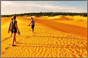 Tourism Activities Shift in Phan Thiet