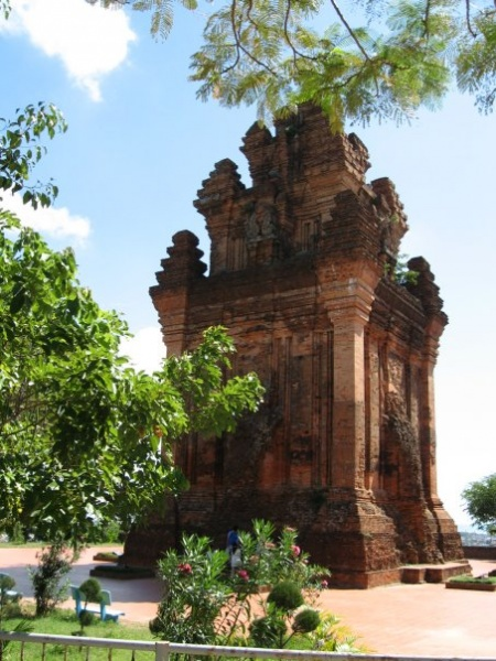 Tower in Phu Yen