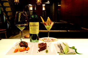 Wine happy hour with style in HCMC
