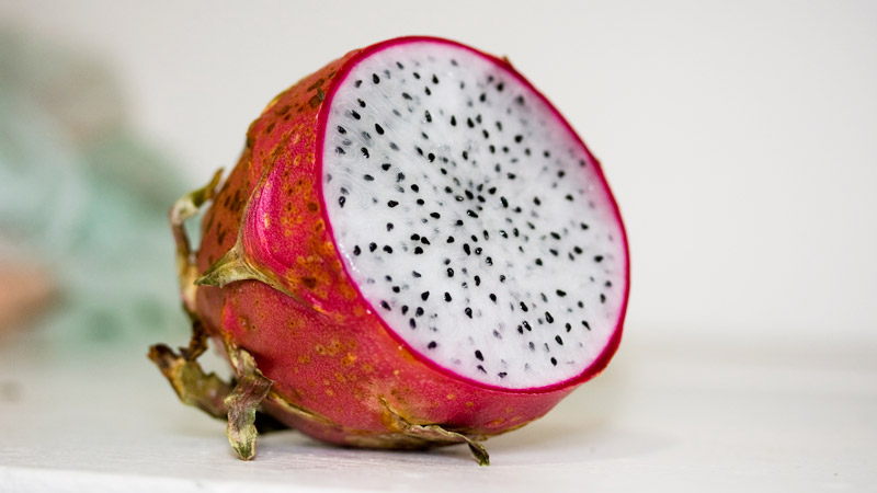 Dragonfruit is packed full of vitamins